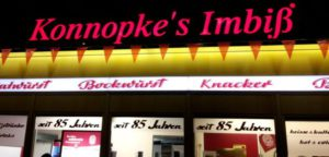Konnopke's Imbiß - eine berühmte Berliner Currywurstbude